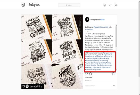 bullet-journal-hashtag