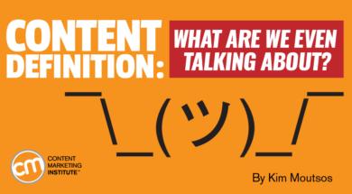 content-definintion