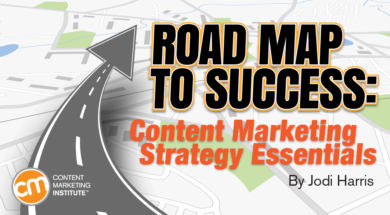 road-map-success-content-strategy-essentials