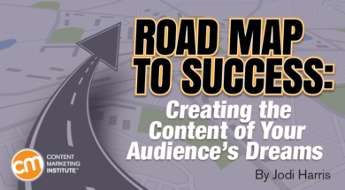 road-map-content-creation