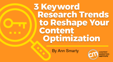 keyword research trends reshape content optimization