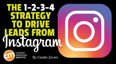 Instagram marketing lead gen content strategies strategy drive leads instagram malvernweather Images