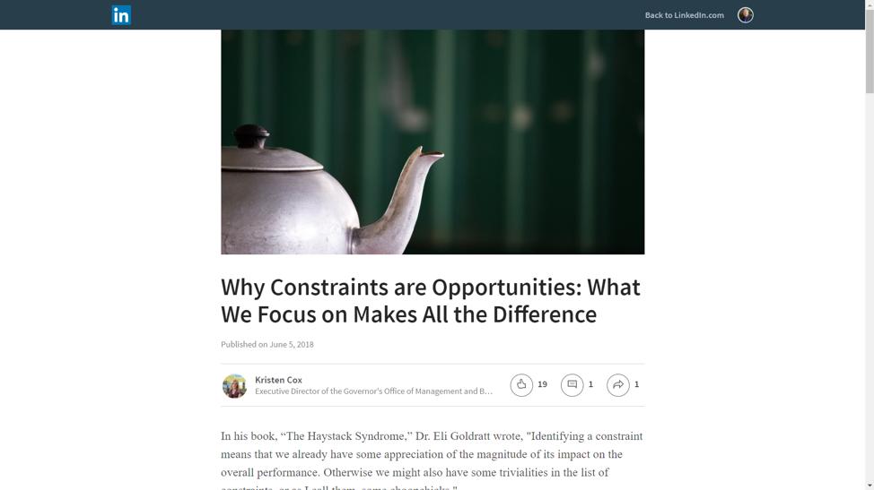 linkedin-status-update-full-article
