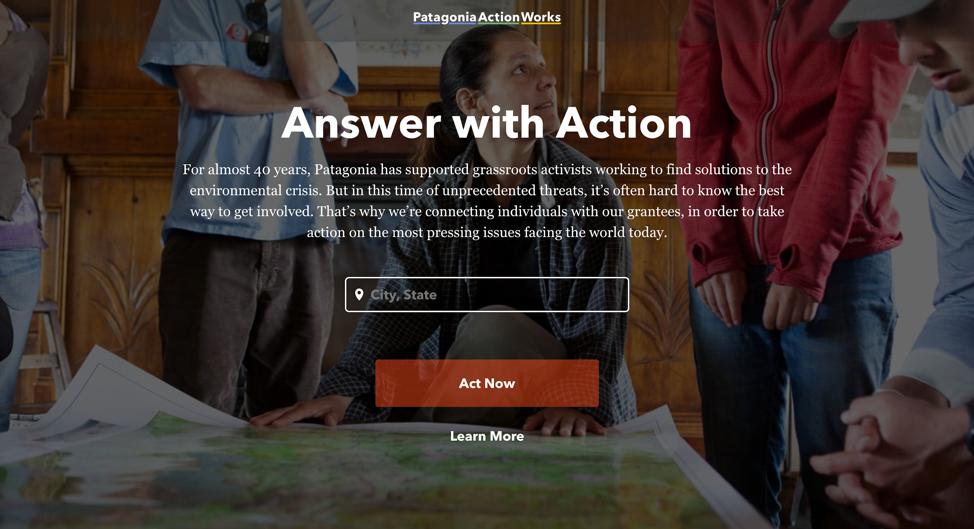 patagonia-action-works-platform