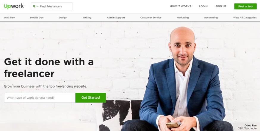 upwork-website
