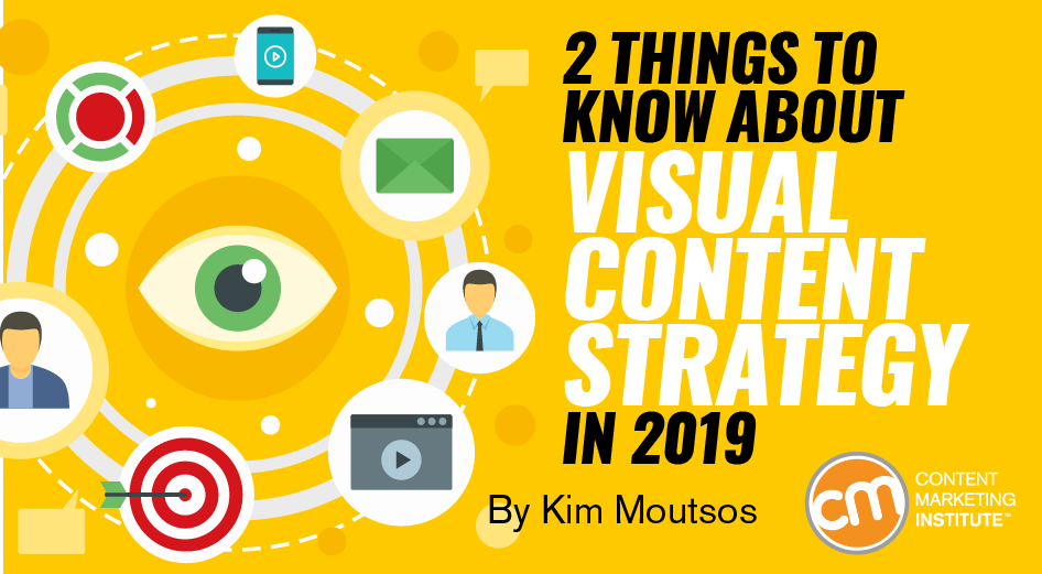 2 Things to Know About Visual Content Strategy in 2019
