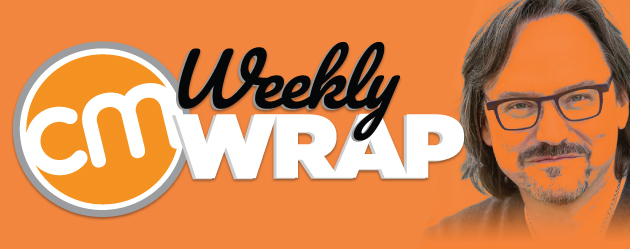 CMI Weekly Wrap - content marketing podcasts