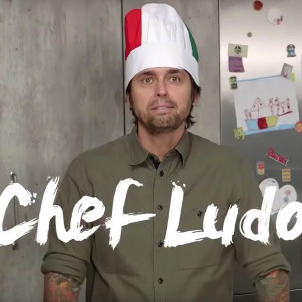 Chef Ludo Lefebvre.