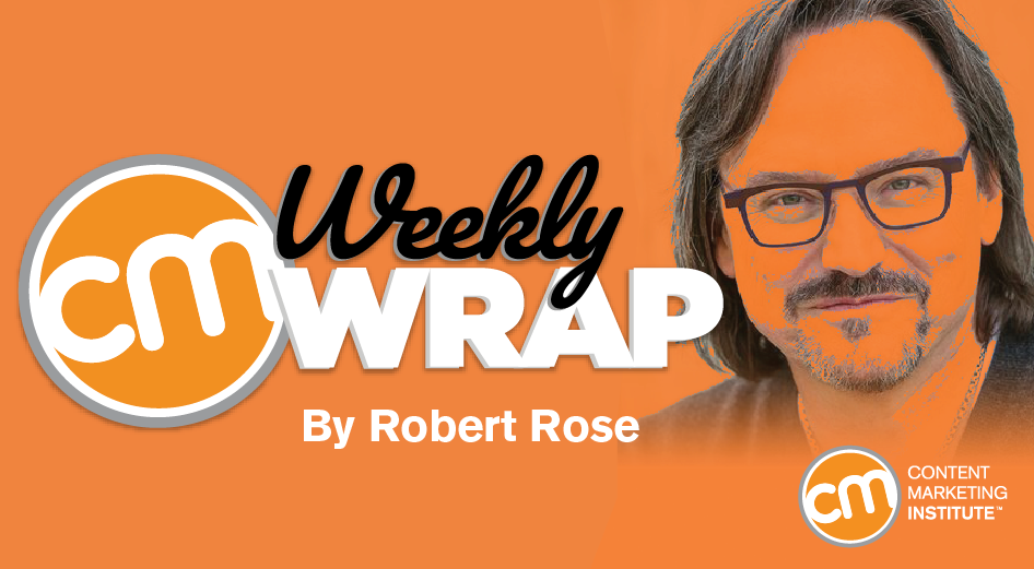 Should Data Really Be in the Content Driver's Seat? [The Weekly Wrap]