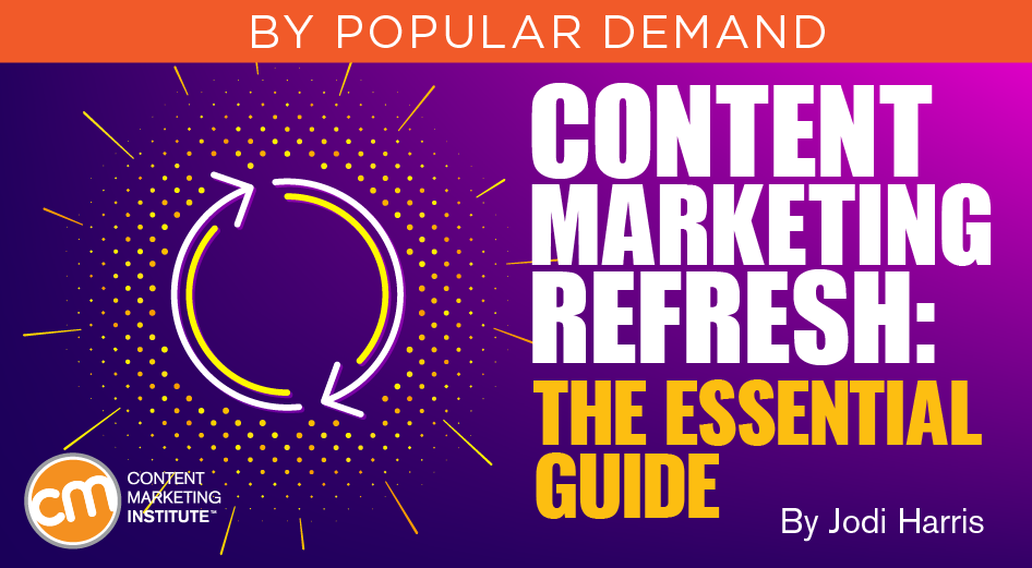 Get a Refresh on the What, Why, Where, and How of Content Marketing