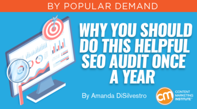 Pourquoi devriez-vous faire cet audit de référencement utile une fois par an? 1