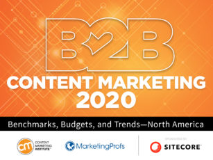 Trends In Education 2020.2020 B2b Content Marketing What The Successful Do New