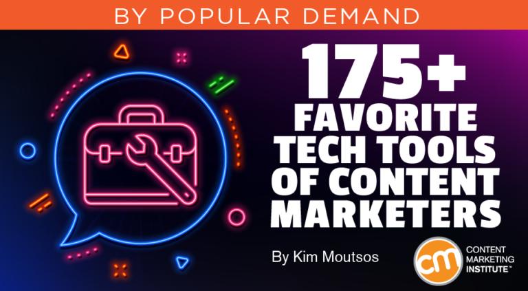 favorite content marketing platforms