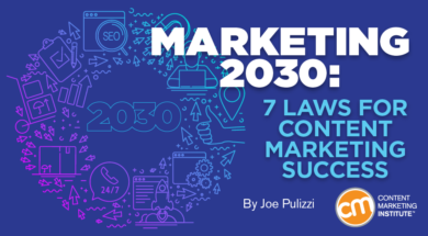7 Laws for Content Marketing Success 33