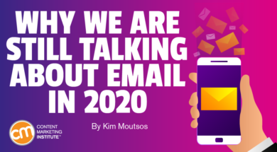 About >> Why We Are Still Talking About Email In 2020