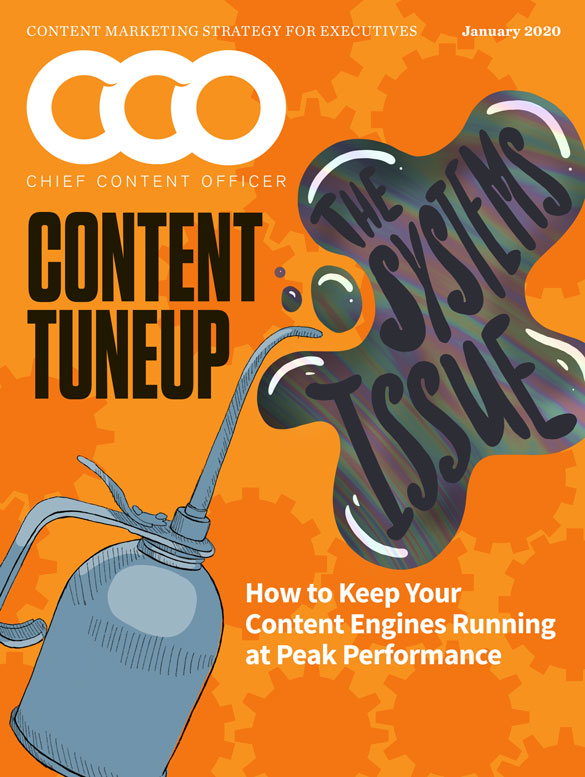 Giving your content engines a tune-up