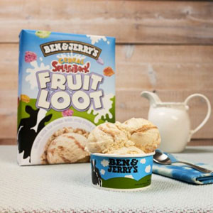 ben and jerry's fruit loot