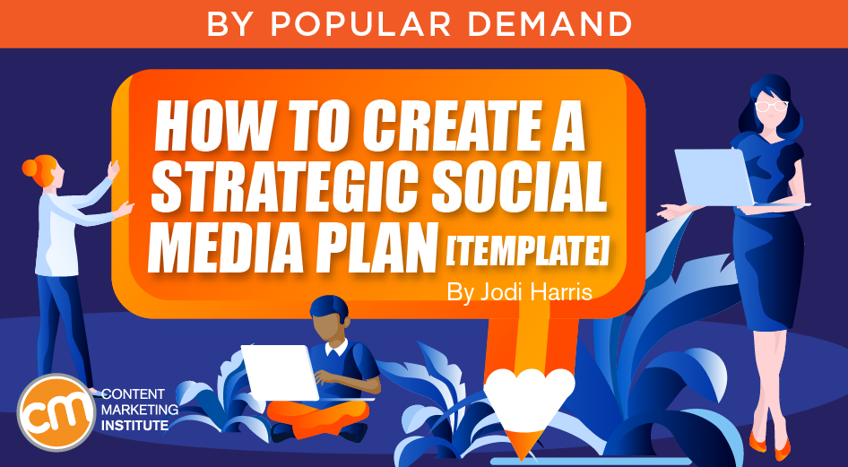 Social Media Plan Strategy Template