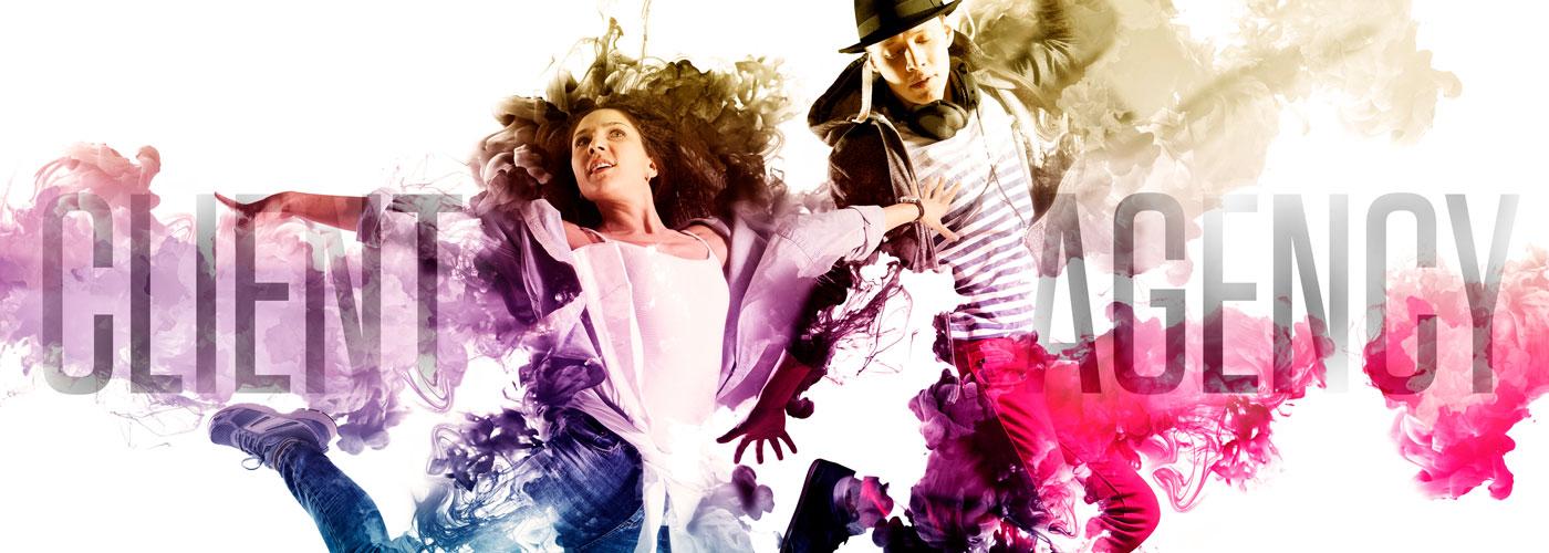 client ageny choreography