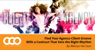client agency choreography