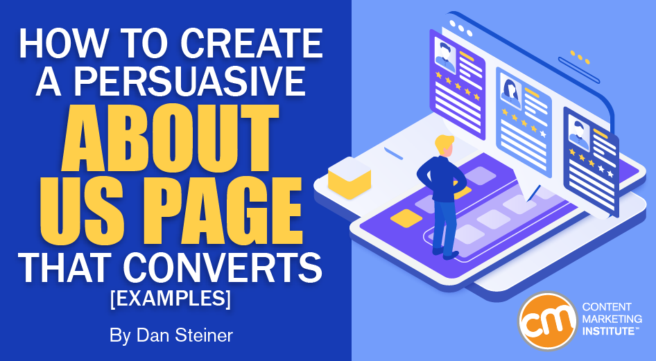 How to Create a Persuasive About Us Page that Converts [Examples]
