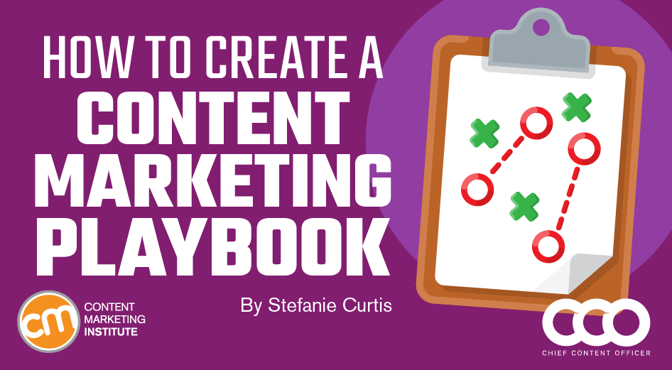 How to Create a Content Marketing Playbook