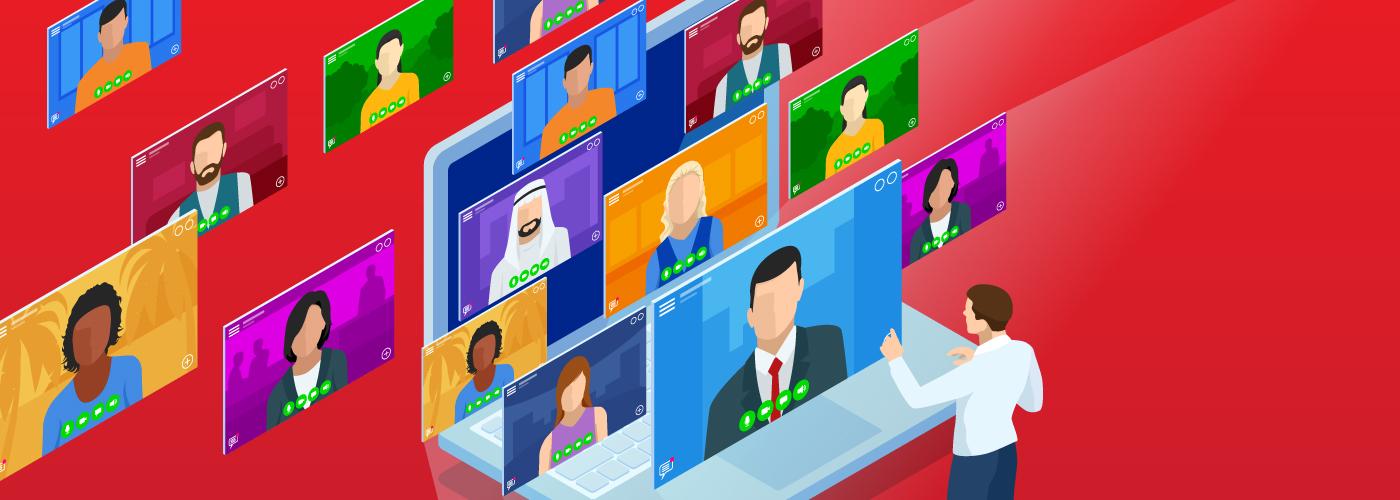 Transforming live events into virtual alternatives