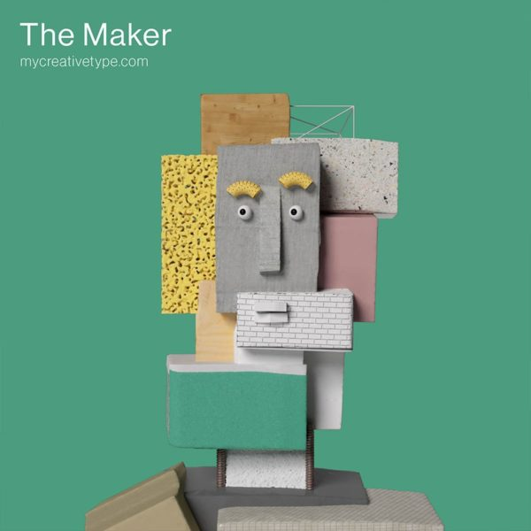 Interactive content provides brand awareness. Example from the maker