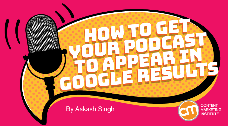 How to Get Your Podcast to Appear in Google Results