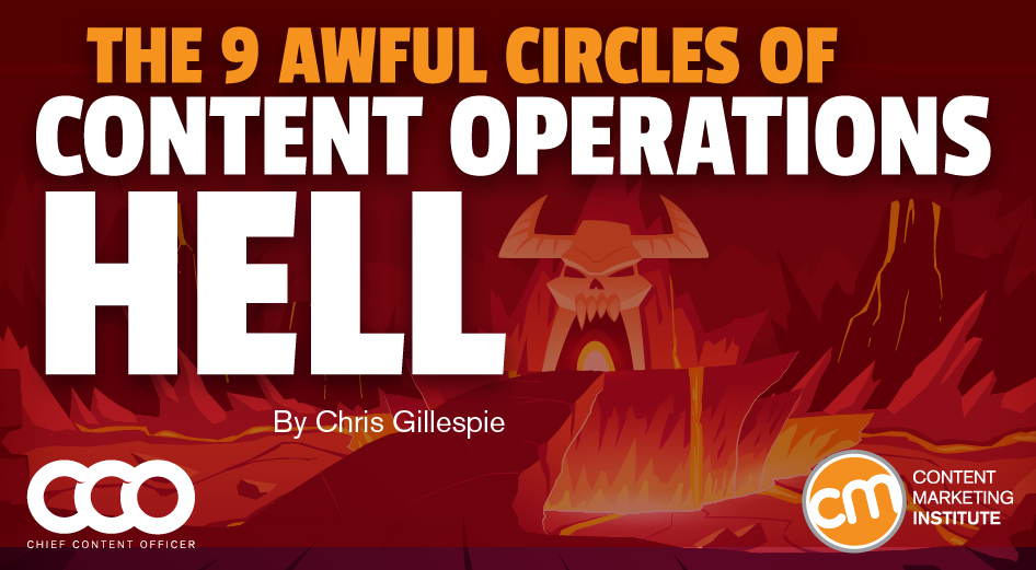 The 9 Awful Circles of Content Operations Hell