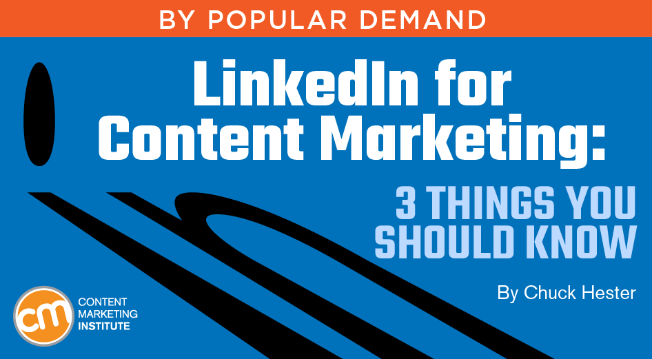 linkedin-for-content-marketing-3-things main image