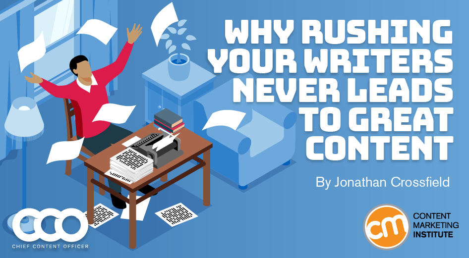 why-rushing-your-writers-never-leads-to main image