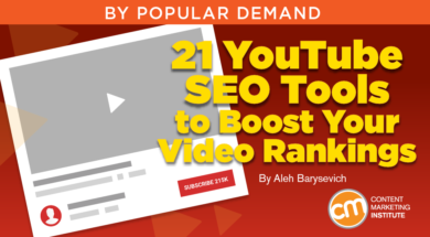21 YouTube SEO Tools to Boost Your Video Rankings