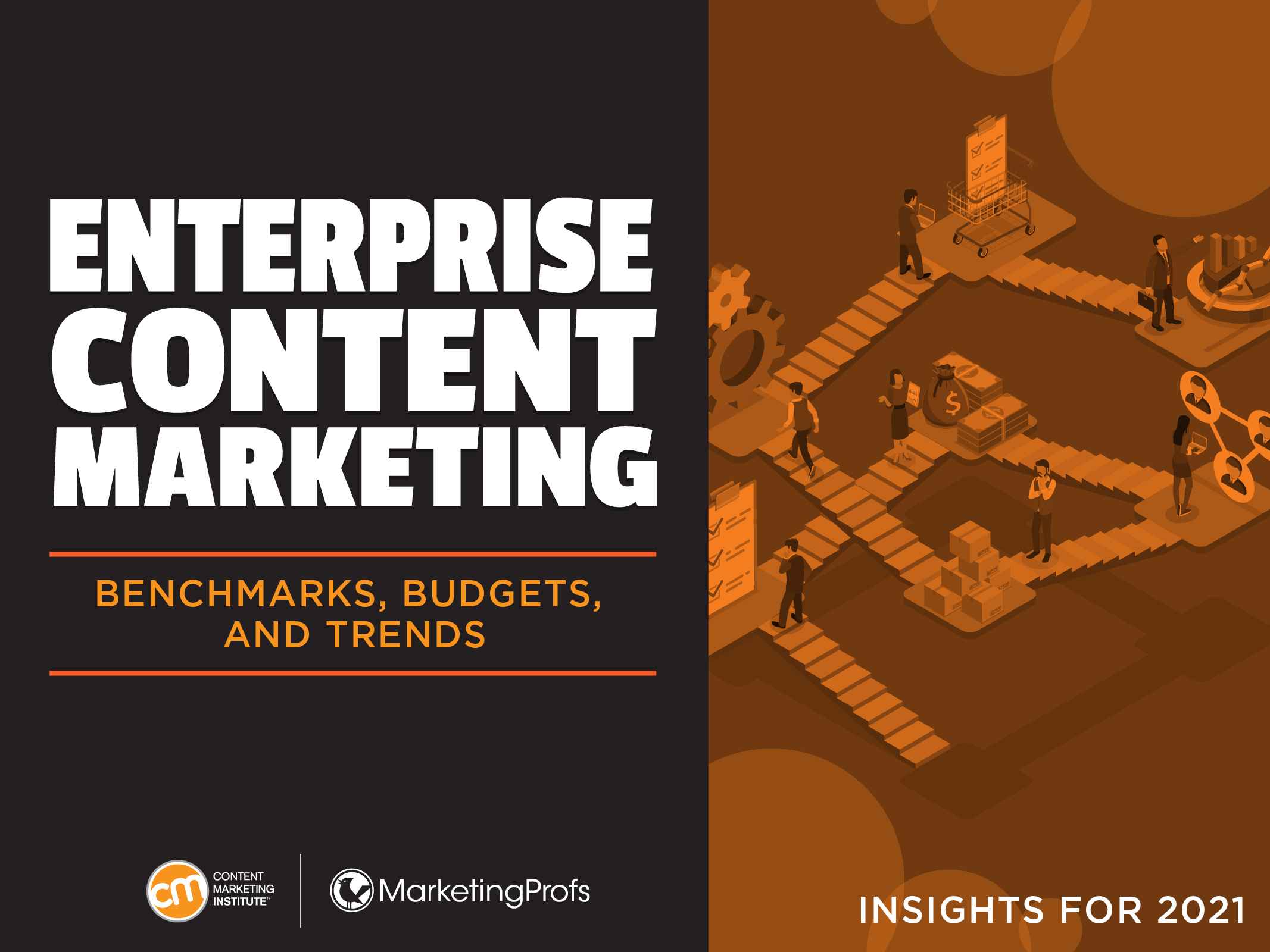 How Top-Performing Enterprise Content Marketers Get the Work Done [New Research]