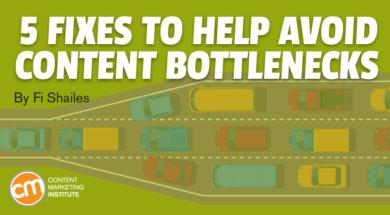fixes avoid content bottlenecks