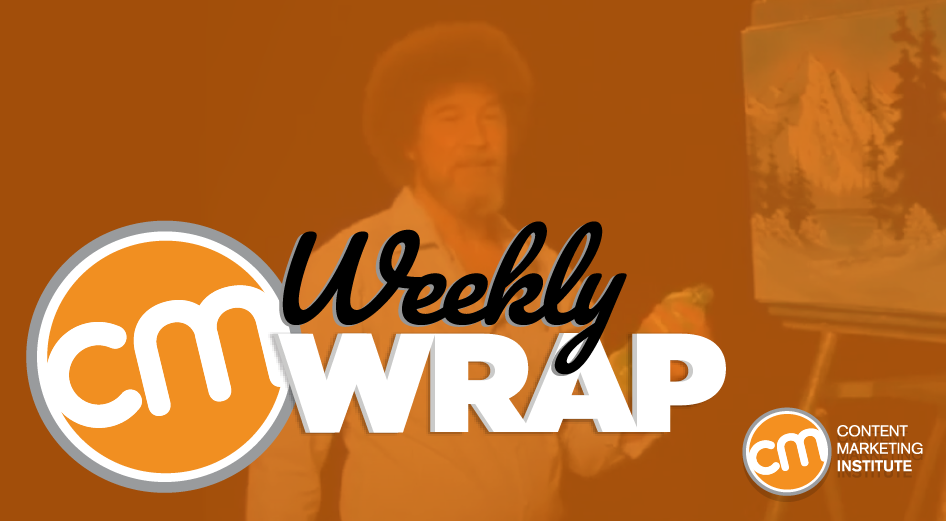 3 Happy Little Content Marketing Examples (Feat. Bob Ross)